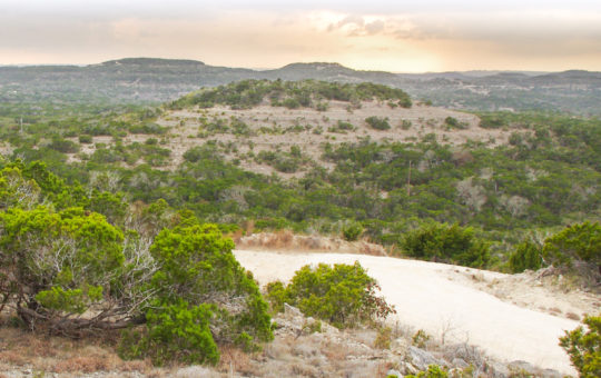 NEW! FOR SALE: 75 Acres – $750,000 – Blanco County